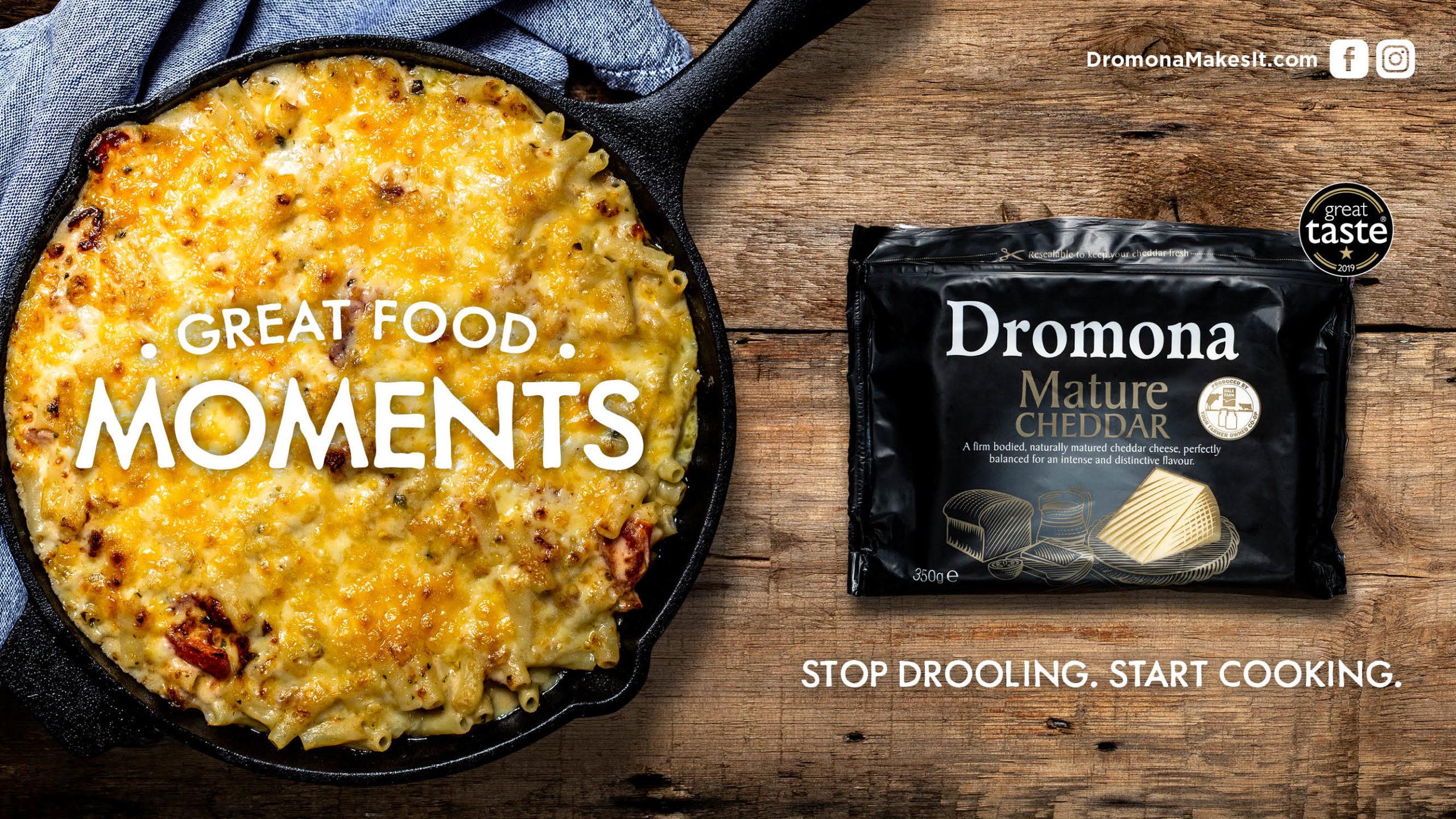 Dromona Great Food Moments Creative