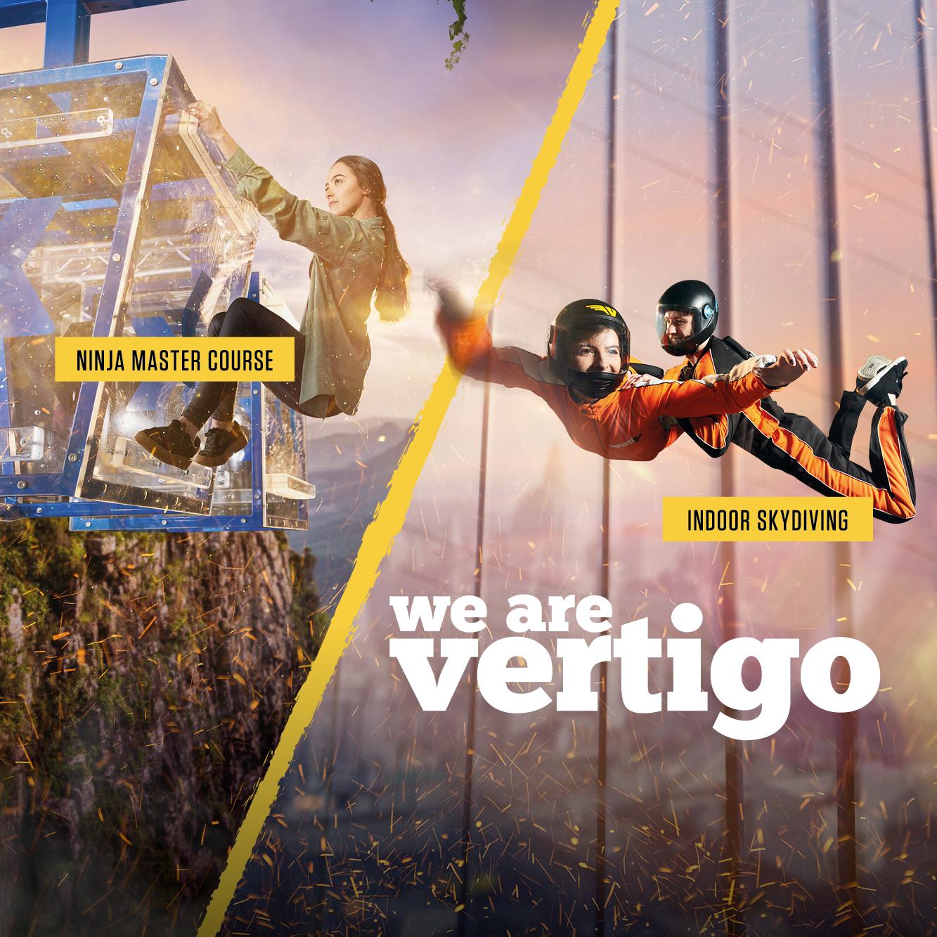 We Are Vertigo Campaign