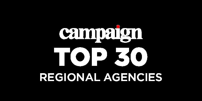 Campaign Top 30 Regional Agencies