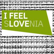 I Feel Slovenia logo