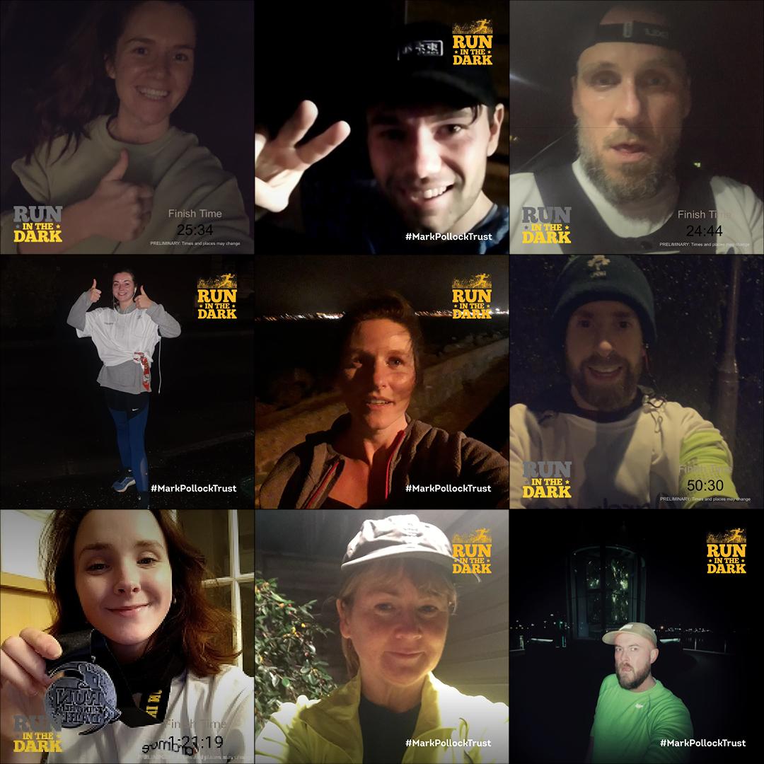WeArdmore - Run in the Dark for charity blog