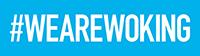 #WEAREWOKING logo