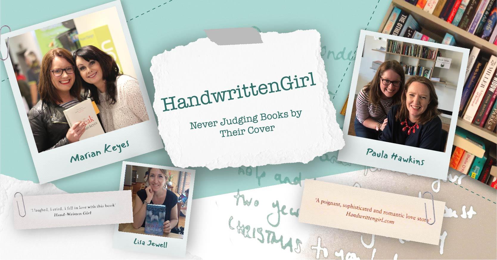 HandWritten Girl Blog