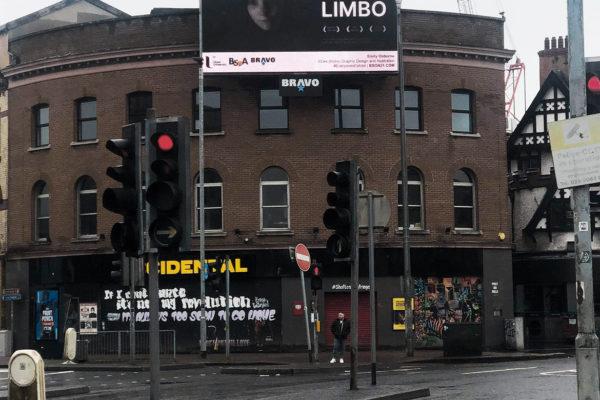 Ulster University Greer Garson Film Award - film poster in-situ